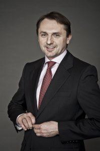 Dariusz Blocher – prezes Zarządu, dyrektor generalny Budimeksu SA