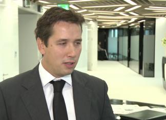 Łukasz Michorowski, dyrektor w dziale audytu firmy doradczej Deloitte