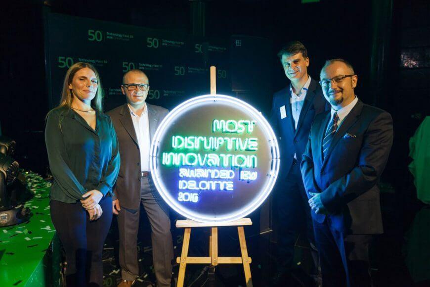 HiProMine laureatem nagrody Most Disruptive Innovation