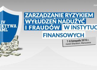 Zarządzanie ryzykiem wyłudzeń nadużyć i fraudów w Instytucjach Finansowych