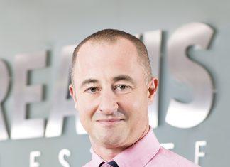 Peter Cerešnik dyrektor ds. wynajmu HB Reavis