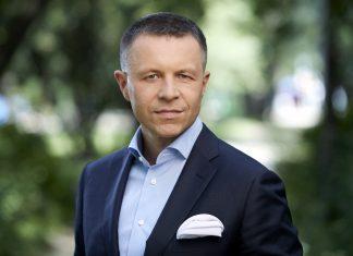 Radosław T. Krochta, Prezes MLP Group S.A.