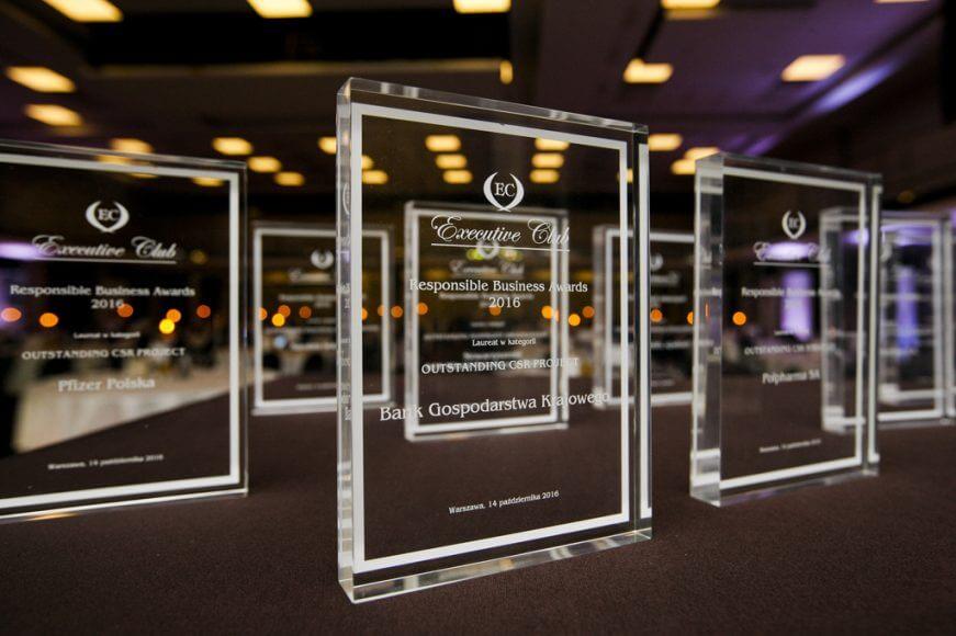 Responsible Business Awards 2016 Patronat CEO Magazyn Polska
