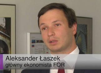 Aleksander Łaszek o planach nowego jednolitego podatku dochodowego