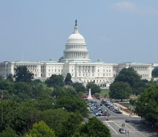 Kapitol Stanów Zjednoczonych