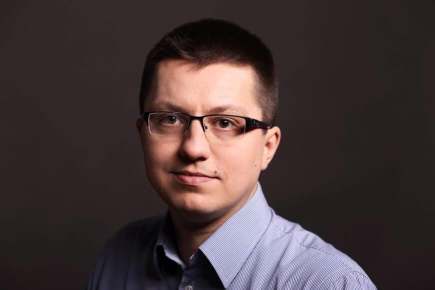 Bartosz Pieślak, ekspert i współwłaściciel firmy itCraft