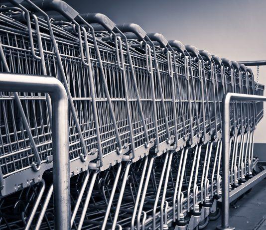 sklep koszyk zakupy supermarket