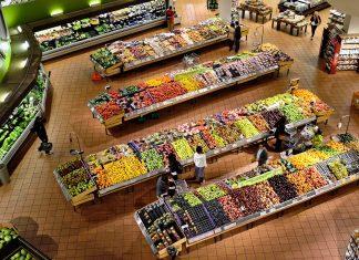 supermarket sklep