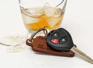 pijany kierowca alkohol