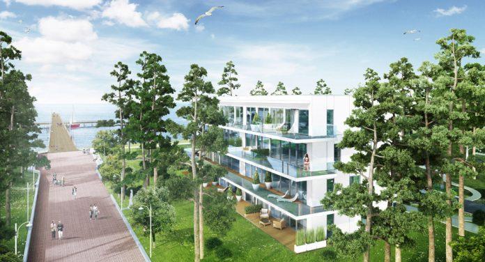 Apartamenty Jurata Mostostal