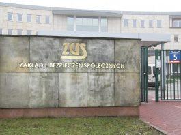 ZUS Centrala Zakładu Ubezpieczeń Społecznych w Warszawie