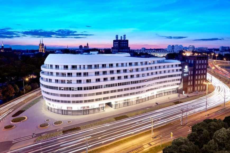 DoubleTree by Hilton Wroclaw (1)