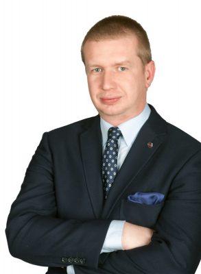 Grzegorz Szenejko, ekspert ds. wymiany handlowej z krajami WNP, właściciel firmy spedycyjnej STH Cargo z Białej Podlaskiej