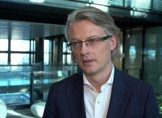 Piotr Ciski, dyrektor zarządzający polskim oddziałem Sage