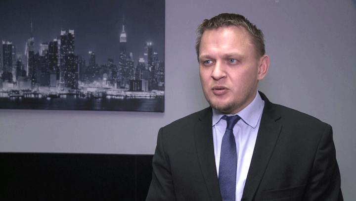 Andrzej Kiedrowicz, dyrektor generalny KOI Capital