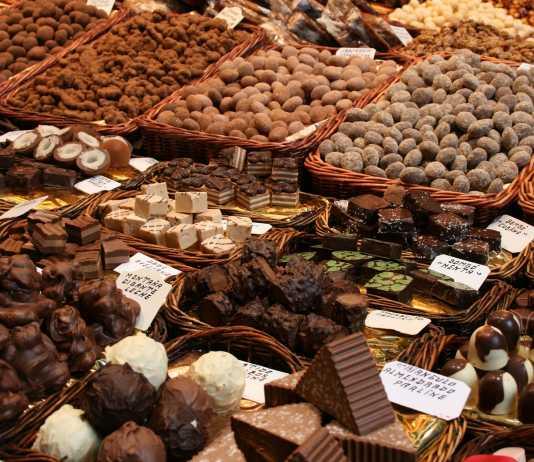 czkoladki słodycze