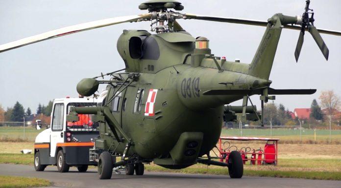 Ile kosztować może produkowany w Świdniku helikopter?