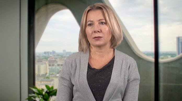 Katarzyna Fatyga, prezes firmy Diners Club Polska