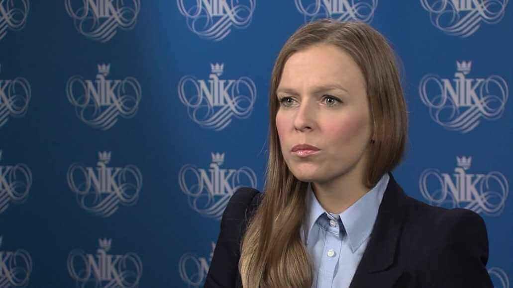 Dominika Tarczyńska, rzecznik prasowy Najwyższej Izby Kontroli