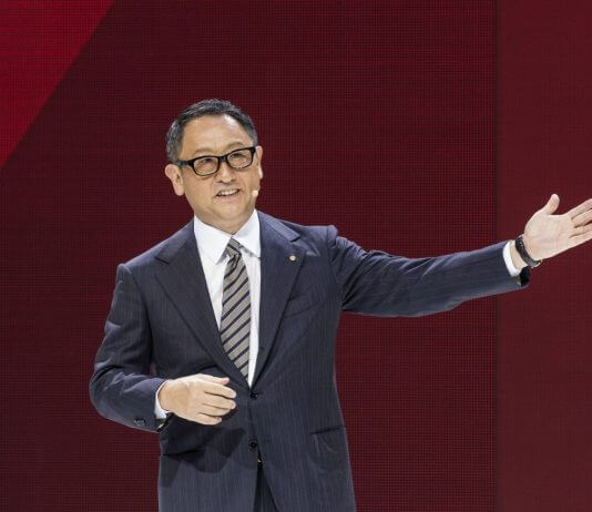 Akio Toyoda 4