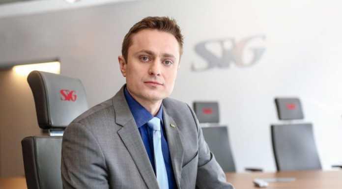 Bartosz Pilch, Dyrektor E-commerce w firmie SIG
