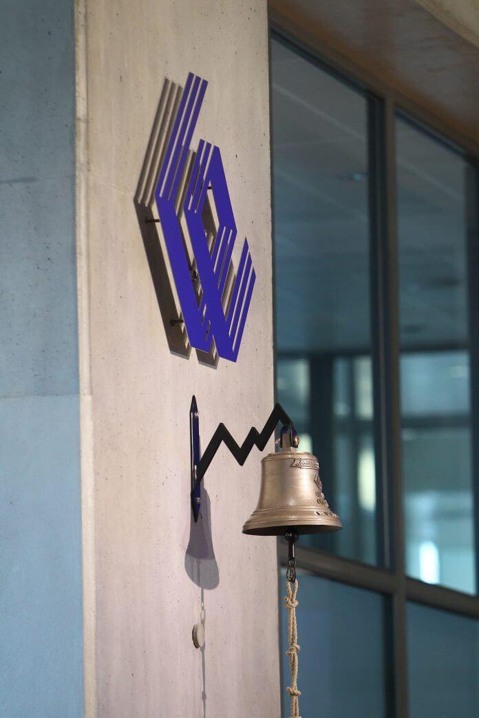 Dzwon giełdowy GPW 1