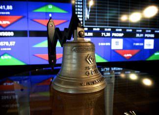 Dzwon giełdowy GPW