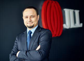 Marcin Faleńczyk, szefe biura JLL w Trójmieście