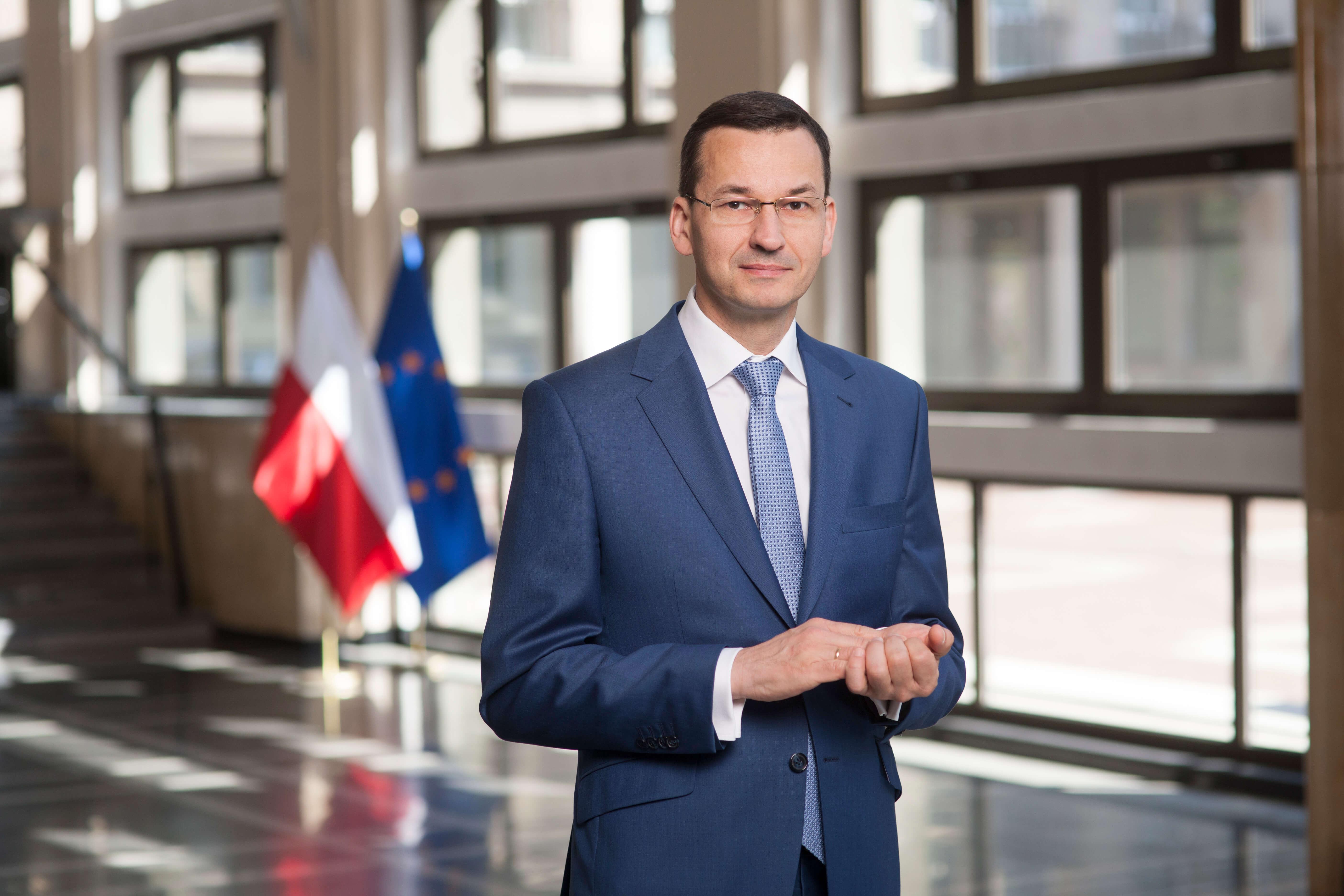 Mateusz Morawiecki – Wicepremier, Minister Rozwoju i Finansów