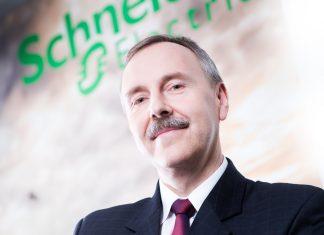 Michał Ajchel, Wiceprezes Pion Energy, Schneider Electric Polska