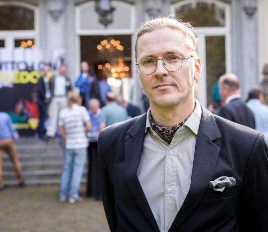 Mikko Hypponen, dyrektor ds. badań w F-Secure
