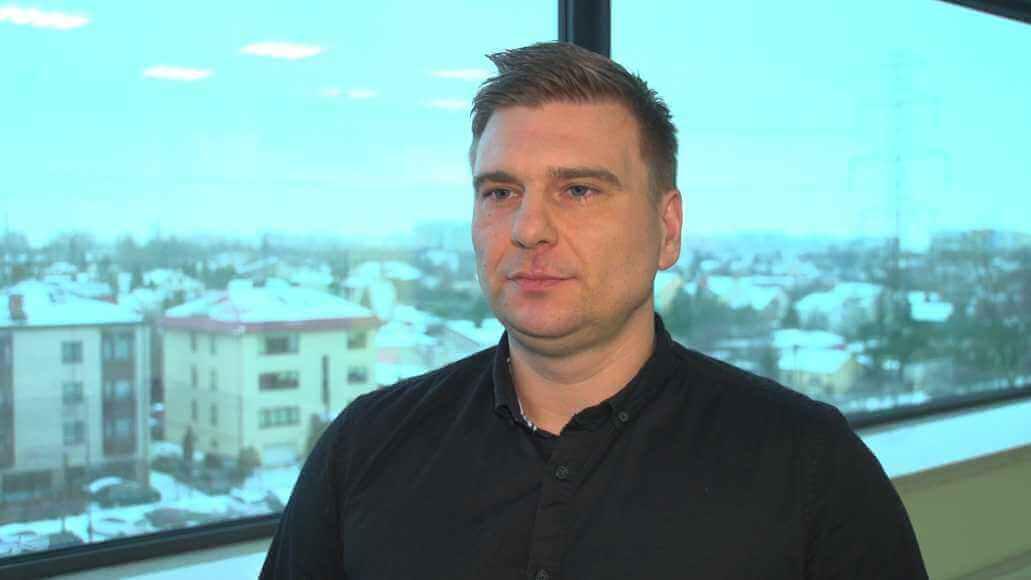 Tomasz Starzyk, specjalista ds. Public Relations, Bisnode Polska