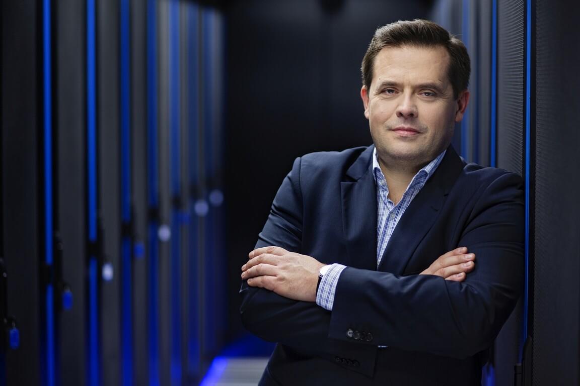 Jarosław Pijanowski, Członek Zarządu INEA ds. Marketingu i Sprzedaży