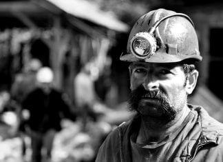 kopalnia górnik węgiel