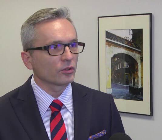 mec. Grzegorz Baran z kancelarii prawnej Baran&Pluta