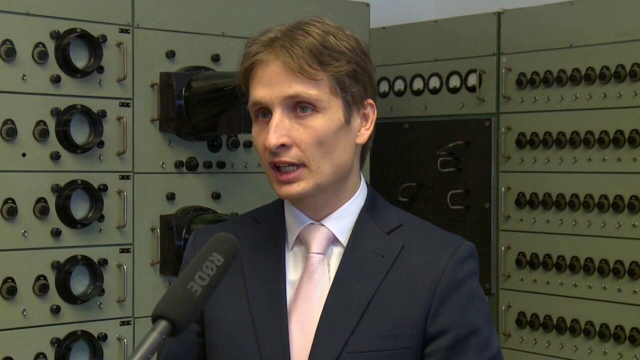 Michał Kurek – dyrektor w Dziale Zarządzania Ryzykiem Informatycznym EY