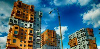 Gdańsk architektura budynek mieszkania