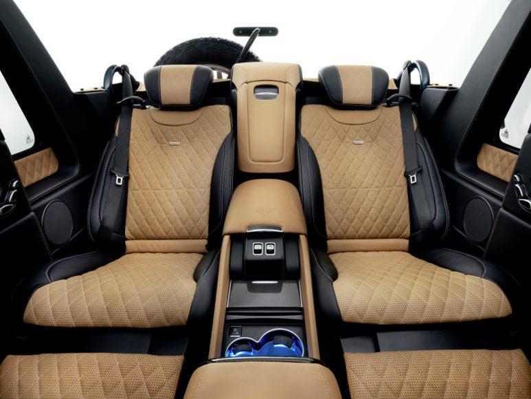 Limitowana edycja Mercedes-Maybach– G 650 Landaulet 2017