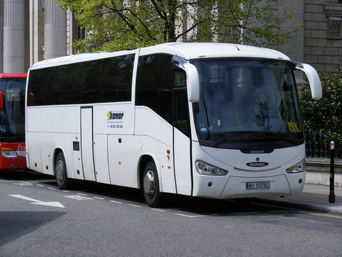 autobus autokar