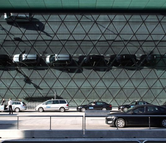 balice lotnisko terminal