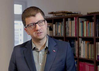 Marcin Roszkowski, prezes zarządu Instytutu Jagiellońskiego