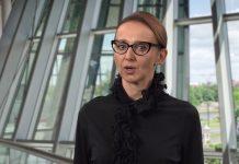 Anna Solarek, dyrektor ds. komunikacji i kontaktów zewnętrznych w Coca-Cola Poland Services