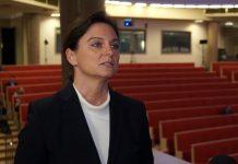 Anna Włodarczyk-Moczkowska z Polsko-Niemieckiej Izby Przemysłowo-Handlowej, prezes Gothaer TU SA