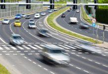 droga transport samochód
