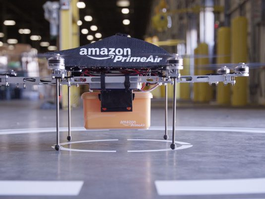 Amazon program PrimeAir