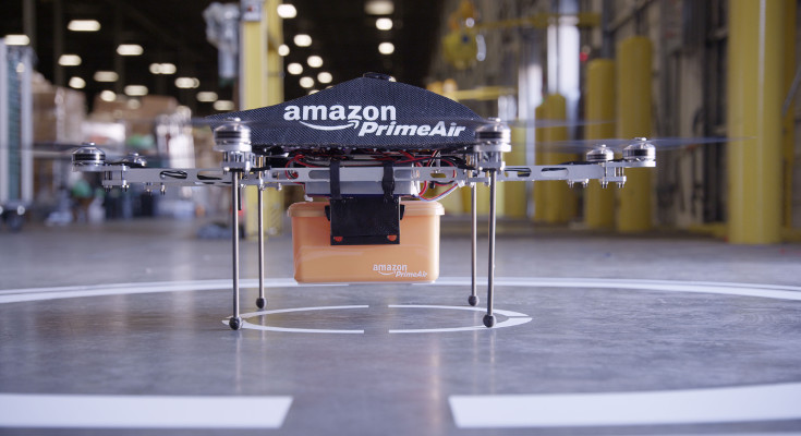 Amazon program PrimeAir