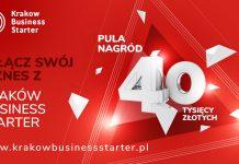 IV edycja konkursu Kraków Business Starter