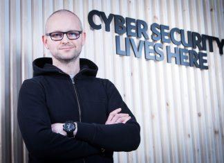 Leszek Tasiemski, lider specjalnej jednostki RDC w firmie F-Secure