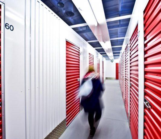 Nowe magazyny self storage w Sosnowcu – fot. Sejfboksy
