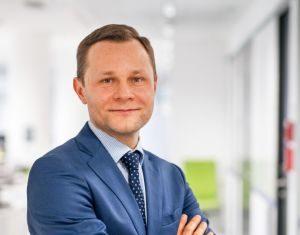 Paweł Wieczorek członek zarządu Exact Systems S.A., odpowiedzialny za rozwój rynków zagranicznych